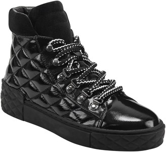Marc Fisher Dulce Lace-Up High Top Sneaker