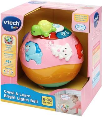 Vtech Crawl & Learn Bright Lights Ball - Pink