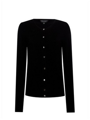 Dorothy Perkins Womens Black Cardigan, Black