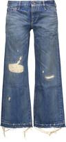 Simon Miller Ariko cropped distressed boyfriend jeans