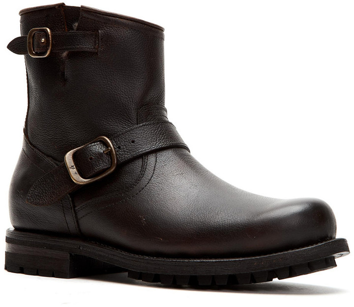 Frye Boyd Engineer Leather Boot