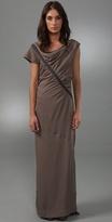 VPL Suspension Long Shift Dress