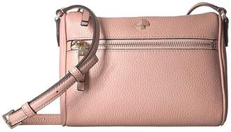 Kate Spade Polly Small Crossbody (Berry Blitz) Cross Body Handbags