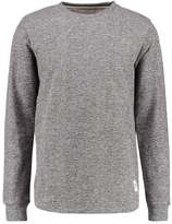 Wemoto Melton Sweatshirt Off White Melange