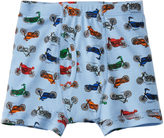 Hanna Andersson Blue Motorcycles Organic Cotton Boxer Briefs