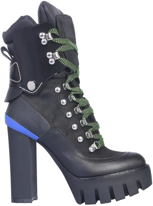 DSQUARED2 Boot With Heel