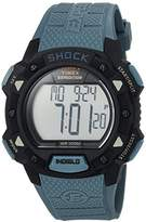 Timex Men's TW4B09400 Expedition Base Shock Resin Strap Watch