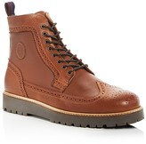 Fred Perry Northgate Wingtip Lace Up Boots