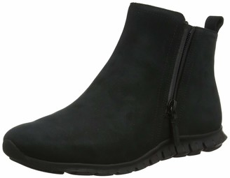 Cole Haan Women's Zerogrand Side Zip Bootie Waterproof Chukka Boots
