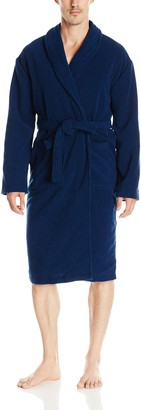HotelSpa Hotel Spa Men's Terry Robe