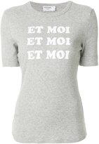 Frame Et Toi T-shirt