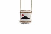 Forest of Chintz Mount Sake Pendant Necklace