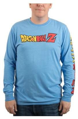 "Dragon Ball Z Men's Characters"" Long Sleeve Graphic Tee"