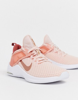 Nike Training air max bella trainers in pink