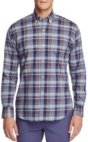 Tailorbyrd Landaulet Plaid Classic Fit Button-Down Shirt