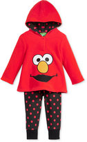 Nannette 2-Pc. Elmo Hoodie & Jogger Pants Set, Baby Girls (0-24 months)