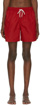 Polo Ralph Lauren Red Traveler Swim Shorts