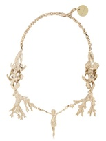 24 Kt Gold Plated Sacred Necklace
