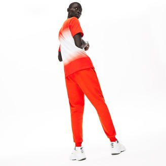 Lacoste Mens Motion French Terry Track Pants