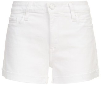 Paige Jimmy Jimmy Raw Hem Shorts