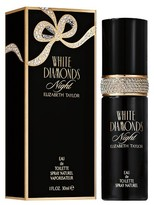 Elizabeth Taylor White Diamonds Night by Eau de Toilette Women's Spray Perfume - 1 fl oz