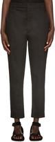 Etoile Isabel Marant Black Nydia Trousers