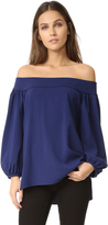 Amanda Uprichard Slouchy Top