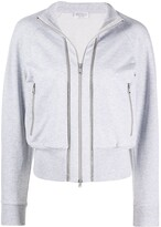 Brunello Cucinelli zipped-up jacket
