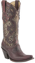 Lucchese Women's Since 1883 M4802. S53F Snip Toe Fashion Heel Boot