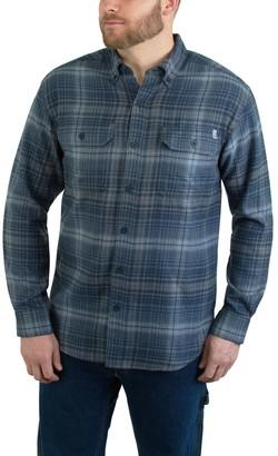 Wolverine Men's Escape Long Sleeve Flannel Shirt