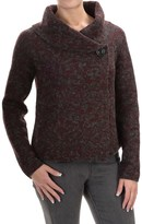 Ellen Tracy Shawl Collar Sweater (For Women)