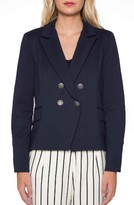 Willow & Clay Women's Double Breasted Blazer