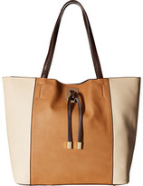 Gabriella Rocha Tania Tote with Faux Strap Closure