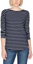 Fat Face Women's Breton Stripe T-Shirt