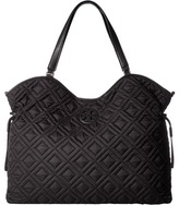 Tory Burch Marion Quilted Slouchy Baby Bag Bags