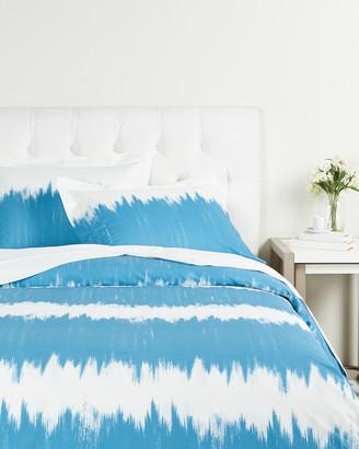 Whit & Alex Horizontal Stripe Niagara Duvet
