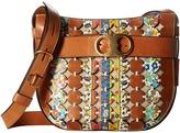 Tory Burch Gemini Link Cut Out Crossbody Bag Cross Body Handbags