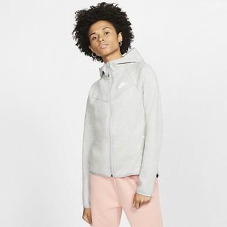 Nike Women's Full-Zip Hoodie Sportswear Windrunner Tech Fleece