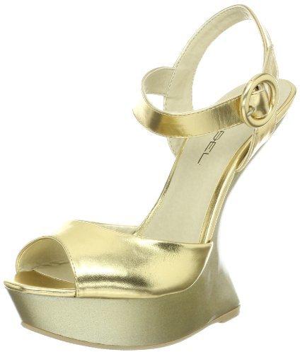 C Label Women's Starlet-4 Platform Sandal