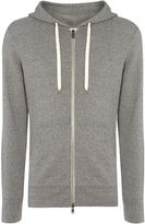 Levi's Men's Classic 2 pocket zip through hoodie