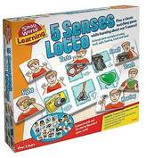 Small World Toys 5 Senses Lotto Educational Matching Game