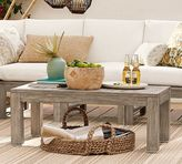 Pottery Barn Indio Coffee Table