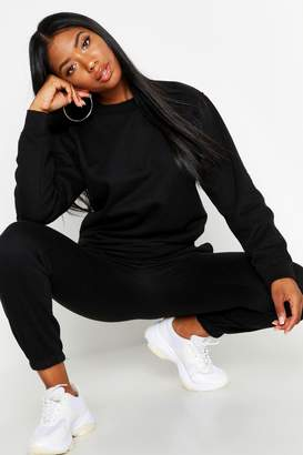 boohoo Oversized Crew Neck Sweat