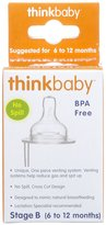 Thinkbaby Vented No Spill Nipples