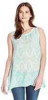 Lysse Women's Aria Zip Sleeveless