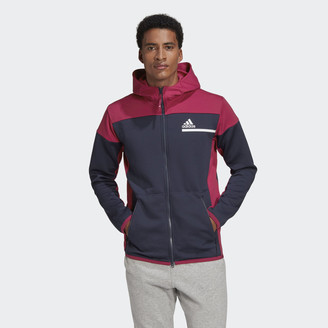 adidas Z.N.E. AEROREADY Full-Zip Sweatshirt