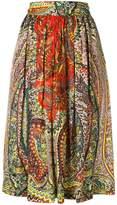 Etro patterned skirt