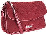 Vera Bradley Microfiber Chain Shoulder Bag