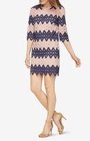 BCBGMAXAZRIA Shelbi Lace Dress
