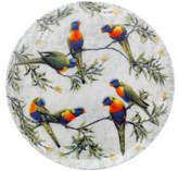 Maxwell & Williams Cashmere Plate 20cm Lorrikeets Gift Boxed